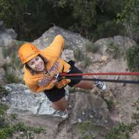 Abseiling in Blue Mountains |  <i>BMAC</i>