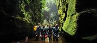 The Green Room in Claustral Canyon | Jake Anderson