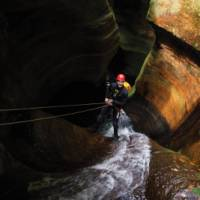 Enjoying the epic Claustral Canyon | Jake Anderson