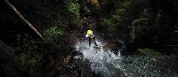 Abseiling in to Empress Falls | Jake Anderson