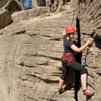 Top rope climbing at Mt York | Gavin Oliver