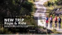 Enjoy rope activity and mountain biking over 2 days in the Blue Mountains |  <i>Sam Carrr</i>
